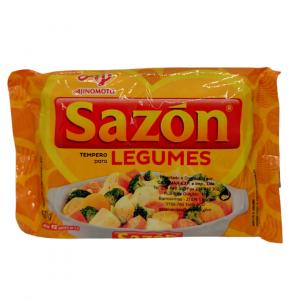 Tempero Para Legumes – Sazón