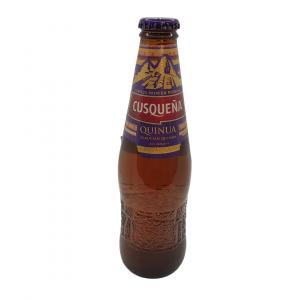 Birra Cusqueña Quinua – 330ml